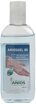 Aniosgel bleu 85 npc 100ml