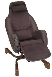 Fauteuil coquille choco edition innov sa sans tablette