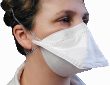 respiratory protection mask ffp2
